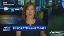 Mortgage rate moves