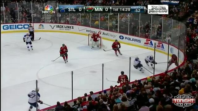 St. Louis Blues at Minnesota Wild - 04/10/2014