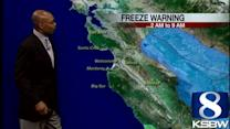 Check out your Saturday evening KSBW Weather Forecast 02.09.13