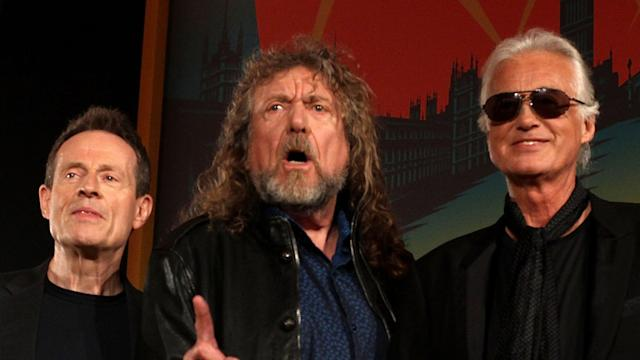 Led Zeppelin Sued for Plagiarism in 'Stairway to Heaven'