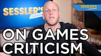 Adam's Advice on Game Criticism, and the Importance of HD Remakes - SESSLER'S SOMETHING - Sessler's ...Something