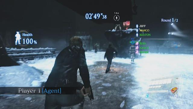 Resident Evil 6 Siege Gameplay Trailer