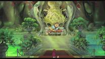 Ni No Kuni Wrath of White Witch Behind the Scenes Art Trailer