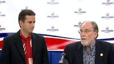 Abercrombie, Schatz Reveal New Plan If Elected