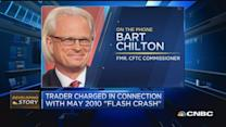 Bart Chilton: Don't think charged trader 'sole culprit'