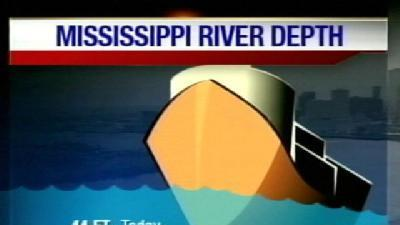 River Channel Narrows As Budget Cuts Slow Dredging