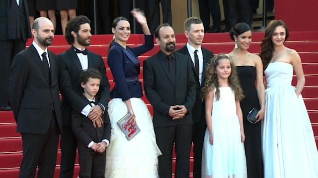 Cast of Farhadi's