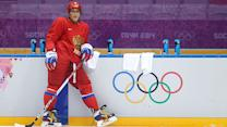 Alex Ovechkin on Olympic pressure