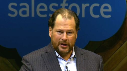 Marc Benioff tried to buy LinkedIn even after it announced the deal with Microsoft