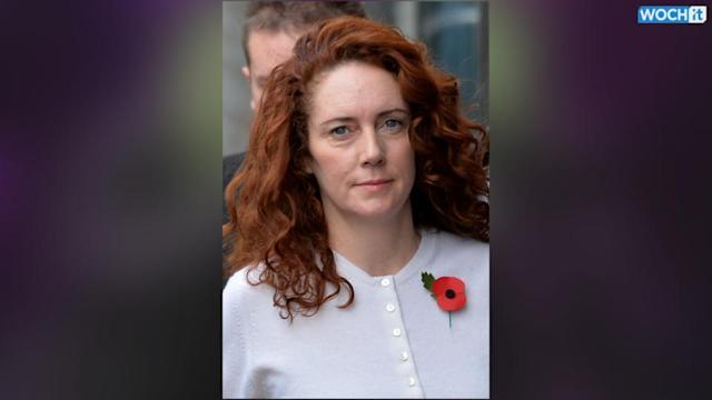 Former UK Editor Brooks Was Hacking Victim Herself, Court Hears