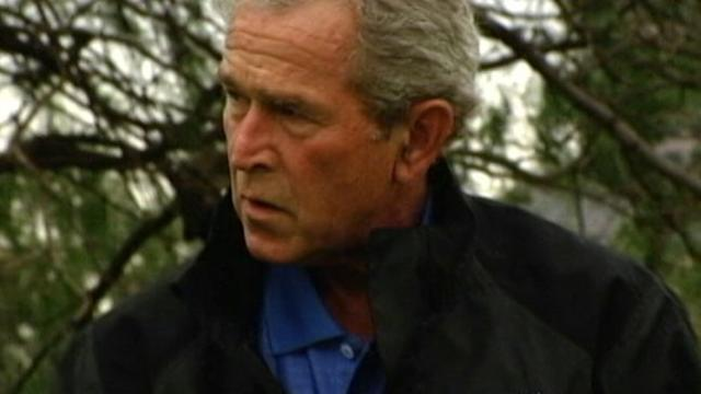 George W. Bush Has Heart Surgery to Open Blocked Artery