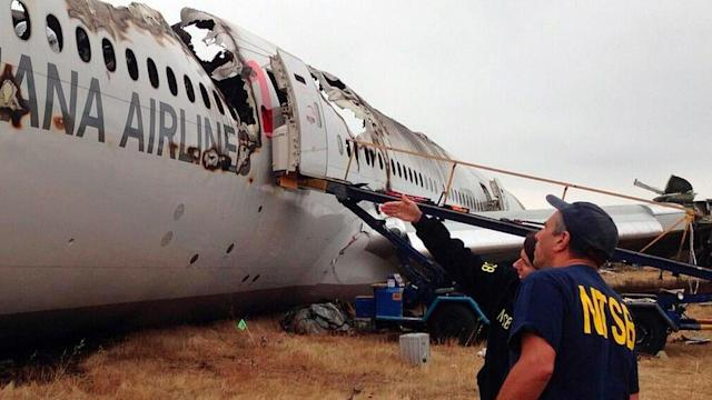 NTSB: Pilot 'mismanagement' cited in Asiana crash