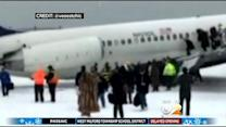 Passengers Speak Out After Plane Skids Off Runway