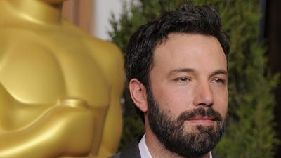 Ben Affleck on His Directing Snub
