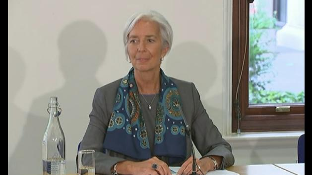 IMF boss: I don't want European Commission job