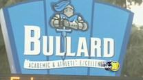 Bullard HS parents take concerns to school board