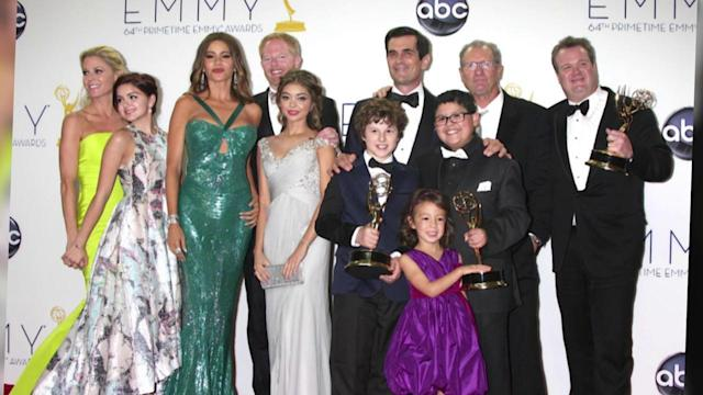 'Modern Family' and 'Homeland' Are the Big Winners at Emmys