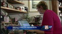 Local businesswoman raises awareness for breast cancer