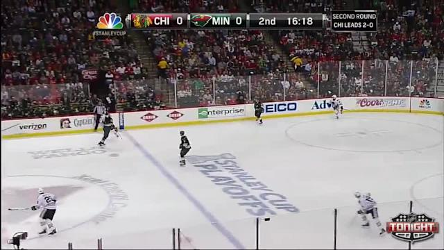 Chicago Blackhawks at Minnesota Wild - 05/06/2014