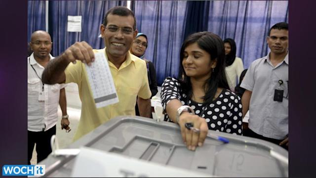 Nasheed Faces Maldives Run-off After Split Poll Results