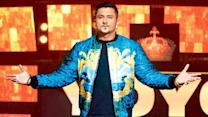 Yo Yo Honey Singh suffers minor injury on sets of 'India's Raw Star'