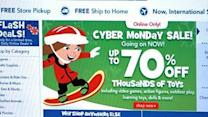 Cyber Monday not only time for deals
