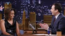 First Lady Makes 'Tonight Show' Appearance