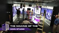 Time Lapse: The Making of the MWN Studio