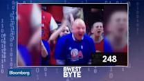 Steve Ballmer Goes Nuts at Clippers Game