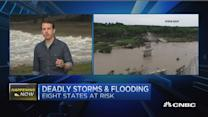 8 dead, 12 confirmed missing in floods: NBC