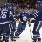 Maple Leafs shine harsh light on Devils' struggles