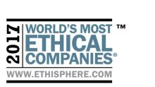 TE Connectivity named among World's Most Ethical Companies by Ethisphere Institute