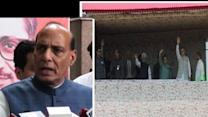 UPA failed in controlling terrorism: Rajnath