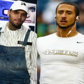 """Chris Brown Shows Support For Colin Kaepernick: """"Proud Of My Brother For Setting An Example"""""""