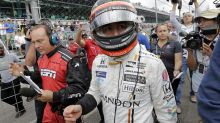 The Latest: Alonso back for another Indy 500?