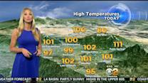 Evelyn Taft's Weather Forecast (July 31)