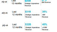 IBM Is Nearing the End of the 'Return to Growth' Journey