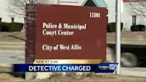 West Allis police detective charged