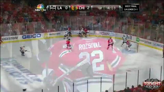 Los Angeles Kings at Chicago Blackhawks - 05/28/2014