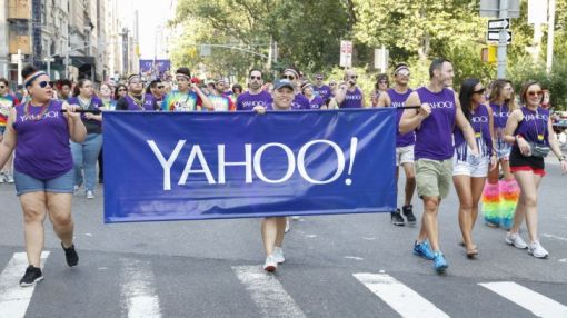 Why Yahoo, Verizon Communications and Three Other Stocks Are on the Move Today