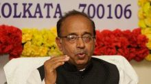 Sports Minister Vijay Goel rules out possibility of India-Pakistan series