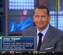 Alex Rodriguez nearly laughed when Pete Rose complimented Derek Jeter
