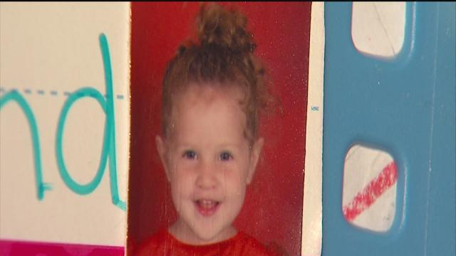 Two-year-old Ireland's 4th surgery happens today