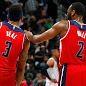 Wizards' John Wall, Bradley Beal finally getting over themselves