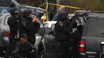 Boston bomber suspect in custody