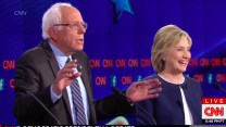 Sanders stands behind Clinton on emails