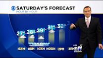 Larry Mowry's Sat Morning Forecast