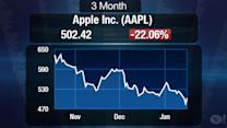 "Apple Could Fall to $350 But More Likely a ""Bear Trap"": Ritholtz"