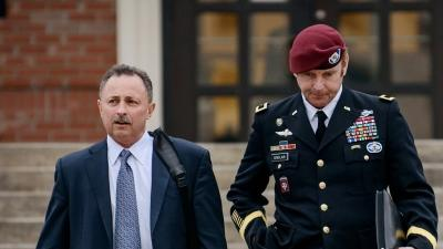General Pleads Guilty to Some Sex Charges