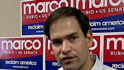 Rubio Lends Hand To Other Republicans